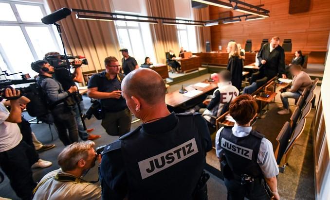 Sohn für Vergewaltigung verkauft: Mutter zu 12,5 Jahren Haft verurteilt