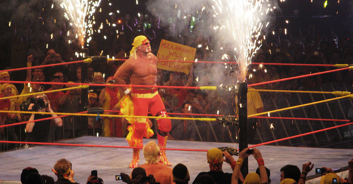 Hulk Hogan feiert 65.: 11 Fakten über den Kult-Wrestler