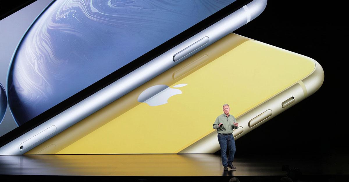 Drei neue iPhones und eine Smart-Watch: Apple stellt vor
