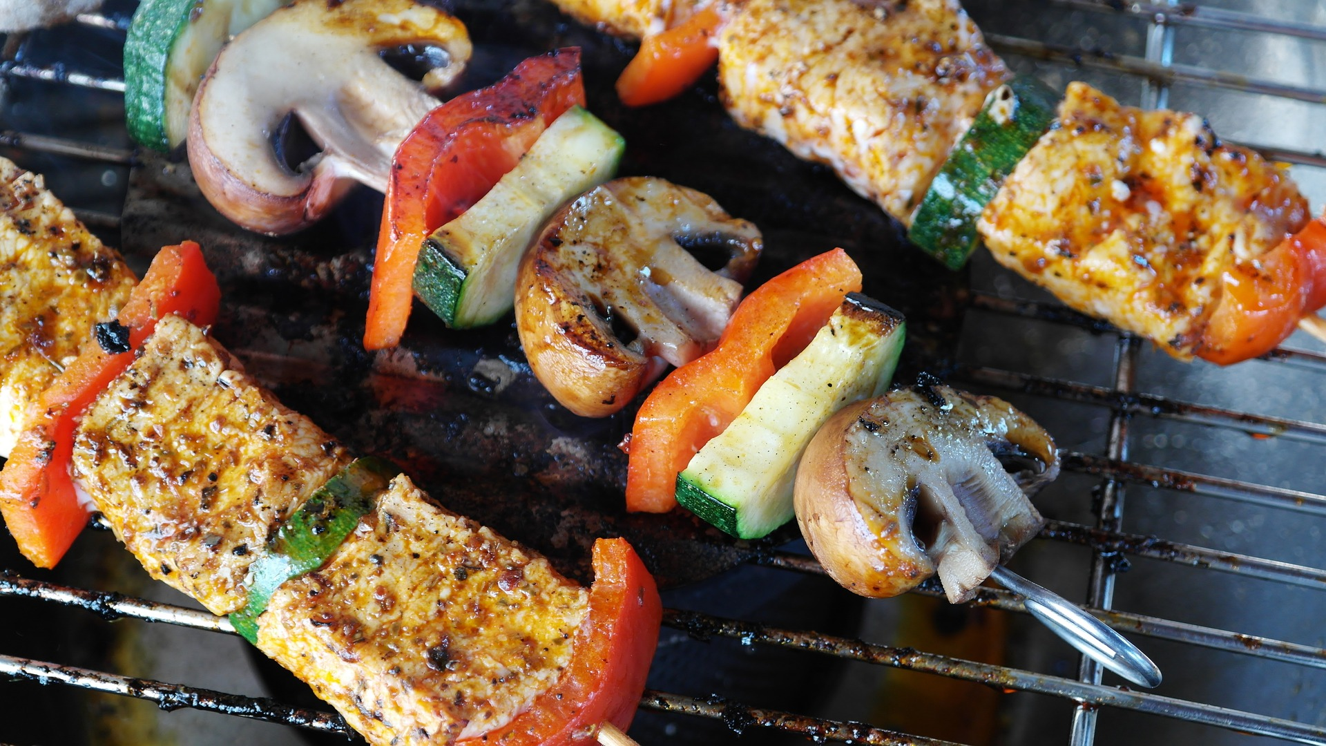 Grilling in the Name of: Grill-Spezial