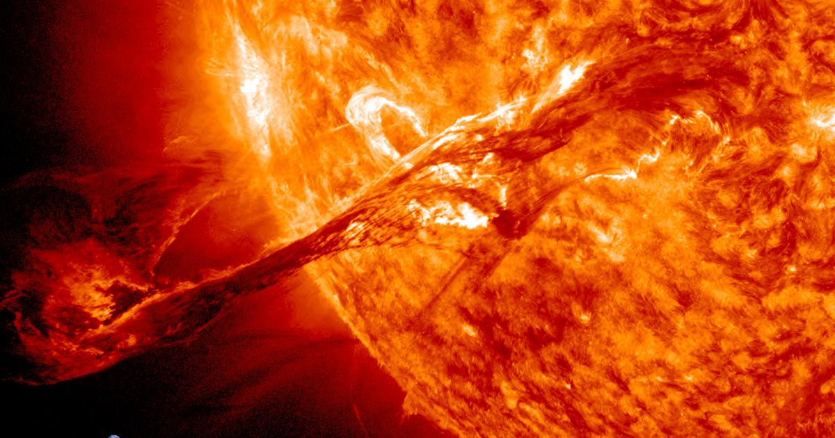 Space Oddity: 60 Jahre NASA - die spektakulärsten Fotos aus dem Weltall
