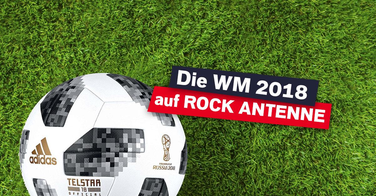WM 2018: Alle Rockstudios zum Nachhören