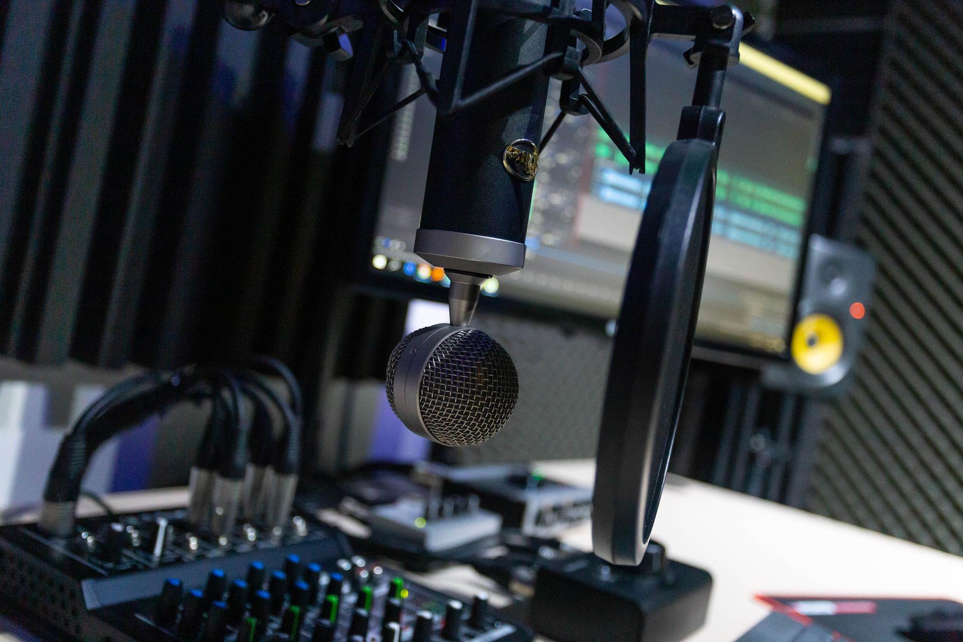 Backstage Talk: Hinter den Kulissen eines Radiosenders
