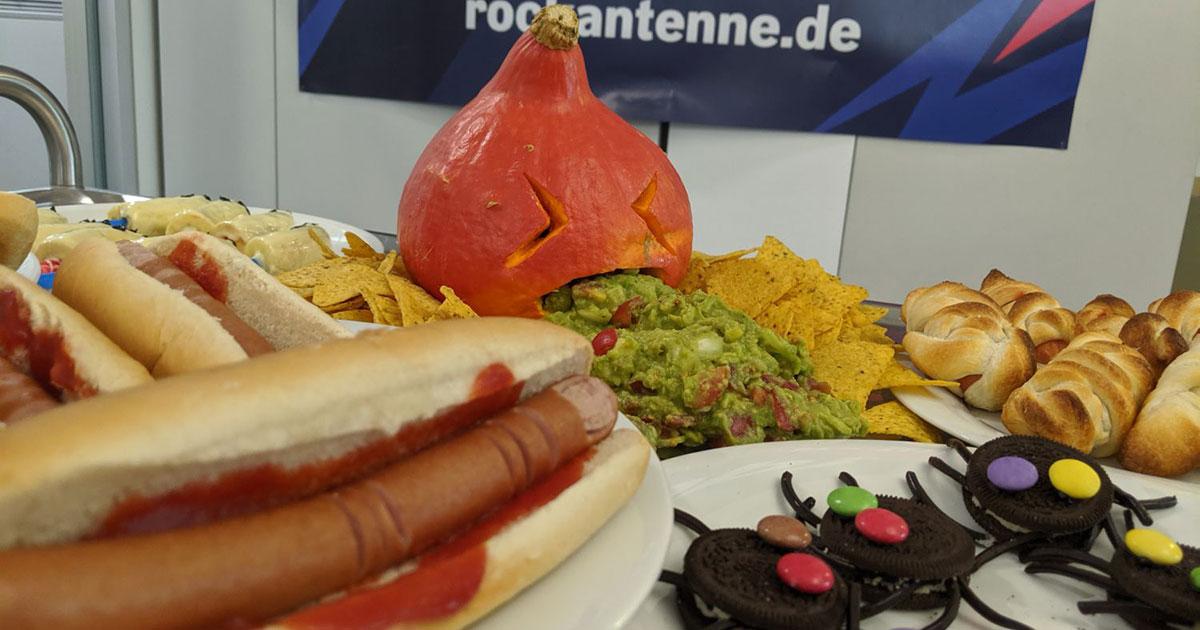She's Got The Snack: Die rockigsten Halloween-Rezepte