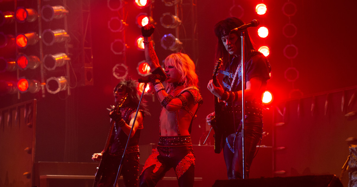 "Groovy Movies: ""The Dirt"" von Mötley Crüe im ROCK ANTENNE Check"