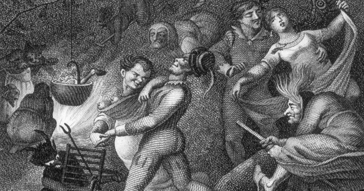 Zur Walpurgisnacht: Unser Interview mit einem Hexer zum Nachhören