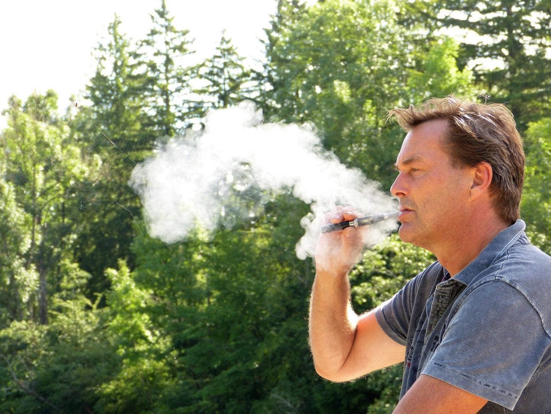 E-Zigaretten, die neue Lust am Dampfen