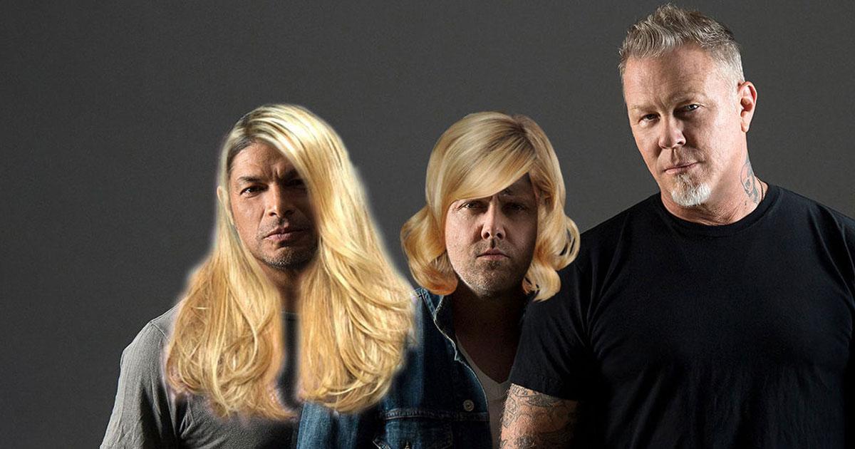 Platinum Blonde: Die Rockstars mit Blondie-Frisur