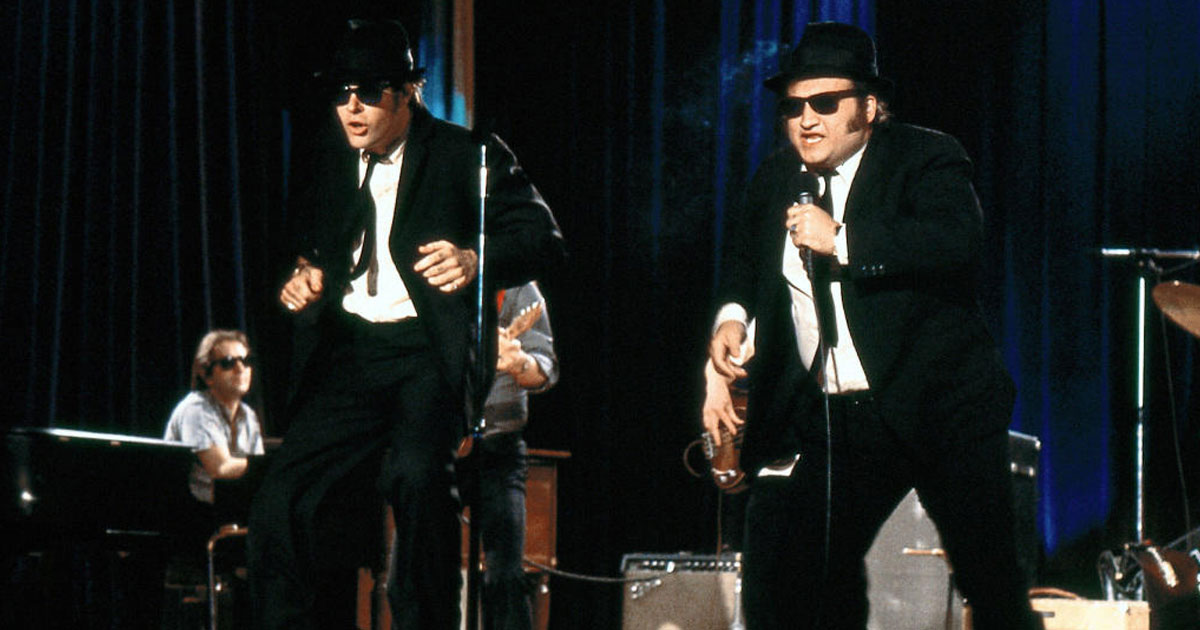 """40 Jahre """"im Auftrag des Herrn unterwegs"""": Die besten Sprüche der Blues Brothers"""