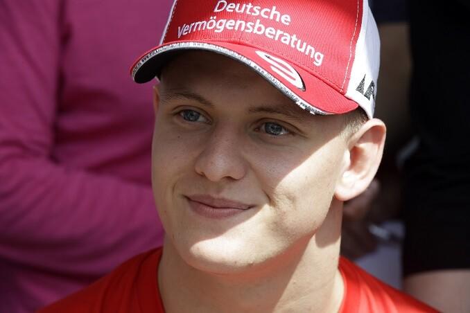 Mick Schumacher startet im kommenden Jahr in der Formel 1