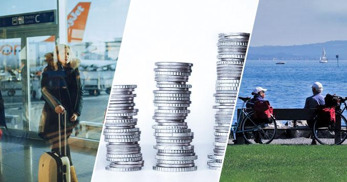 Das ändert sich im Juli: Mehrwertsteuersenkung, Rentenerhöhung & Reisefreiheit
