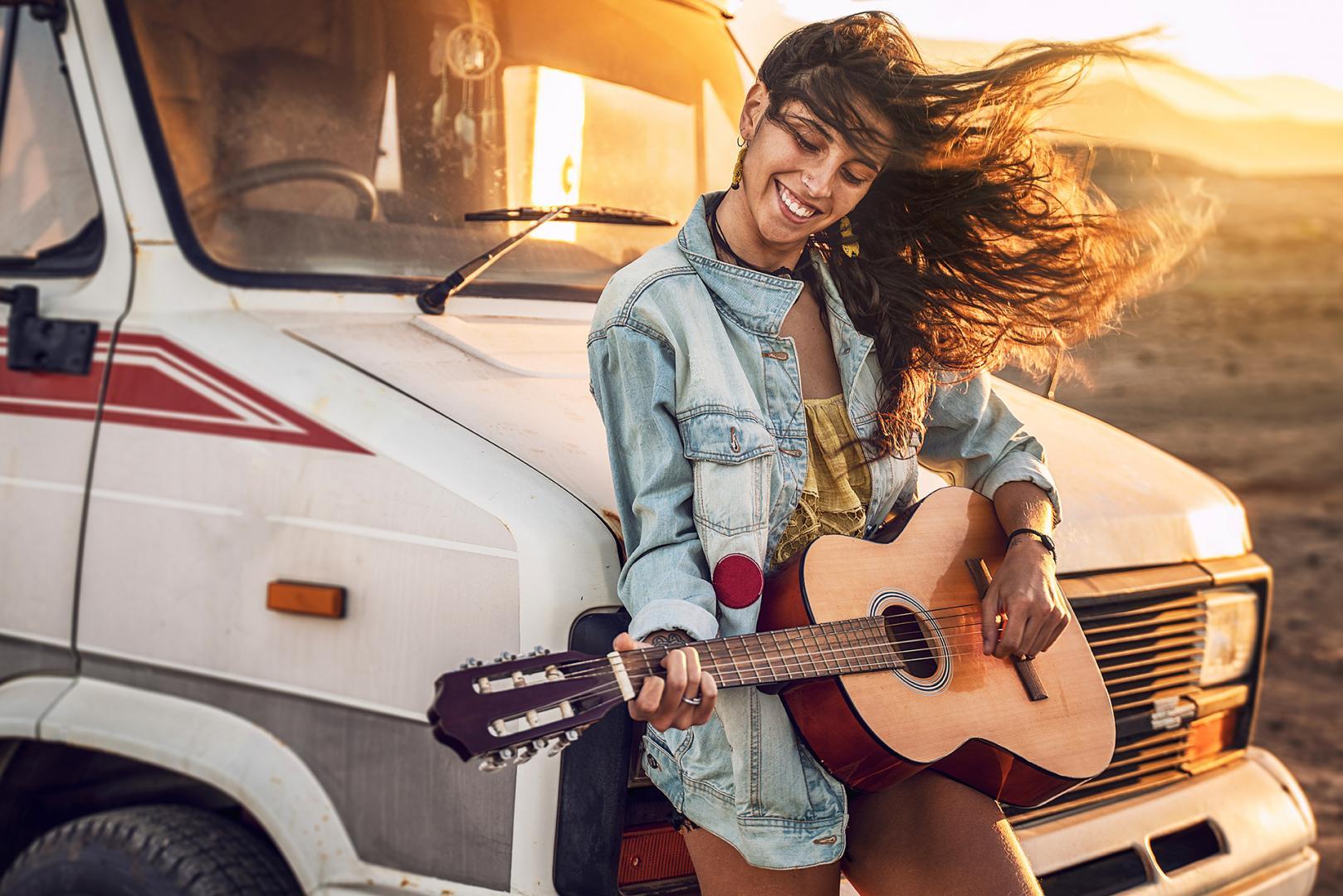 Der Band-Bus: Kleiner Luxus auf dem Weg zum Erfolg