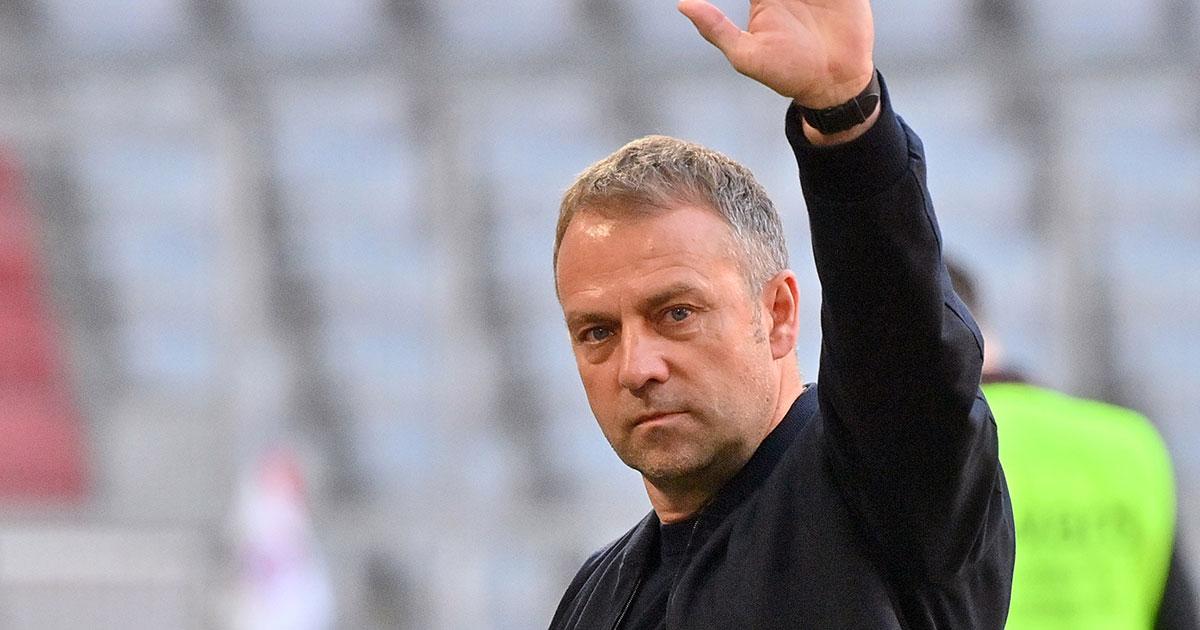Offiziell: Hansi Flick wird neuer Fußball-Bundestrainer