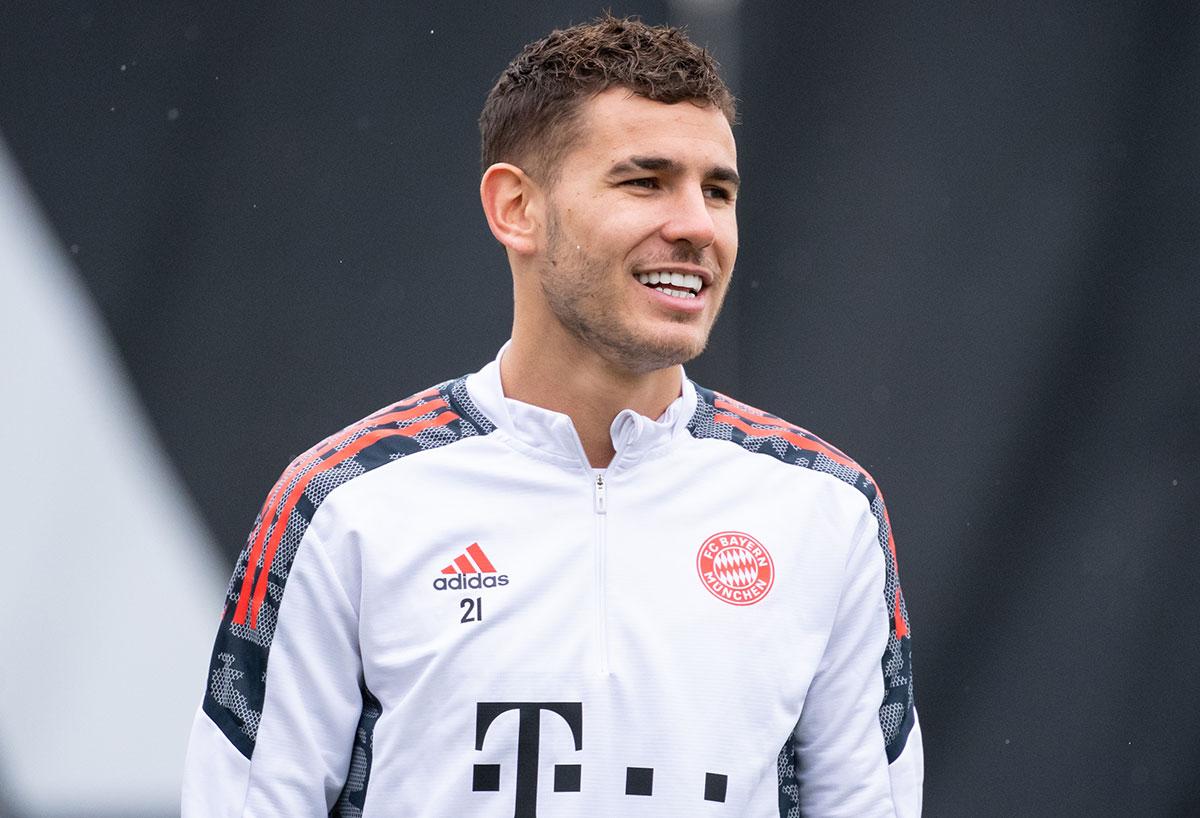 FC Bayern München: Lucas Hernández muss nicht ins Gefängnis