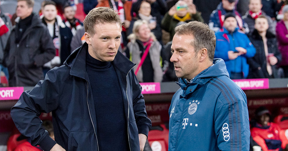 Flick-Nachfolge geklärt: Julian Nagelsmann wird neuer Trainer des FC Bayern München