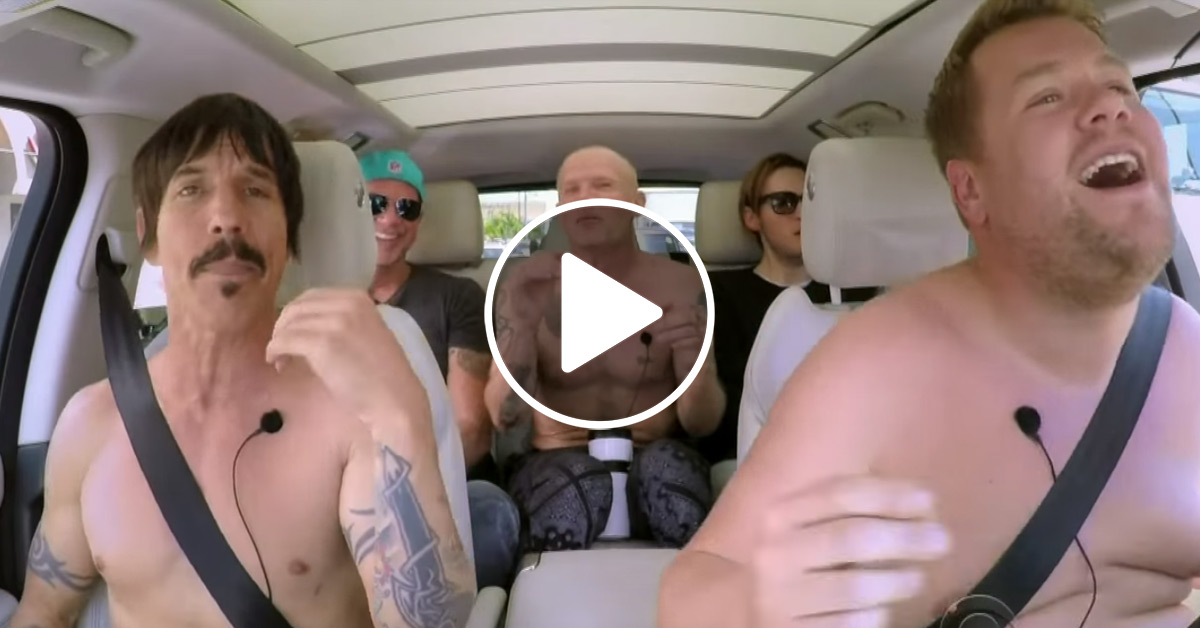 Der ROCK ANTENNE Road-Tipp - Die besten Carpool Karaoke-Videos