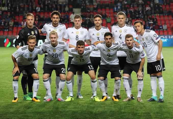 WM 2018: Das sind die Vorrunden-Gegner der Deutschen Fußballelf