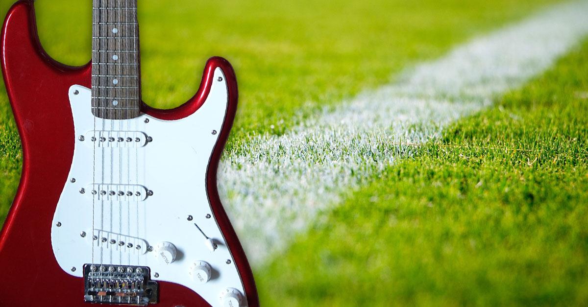 Soccer Rocker: So klingt die WM - Gruppe E bis H
