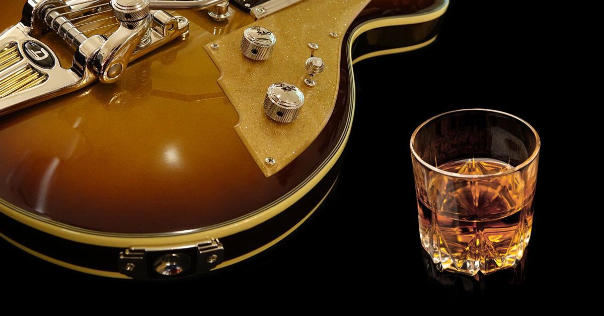 On the Rocks: Der perfekte Soundtrack zu Whisky