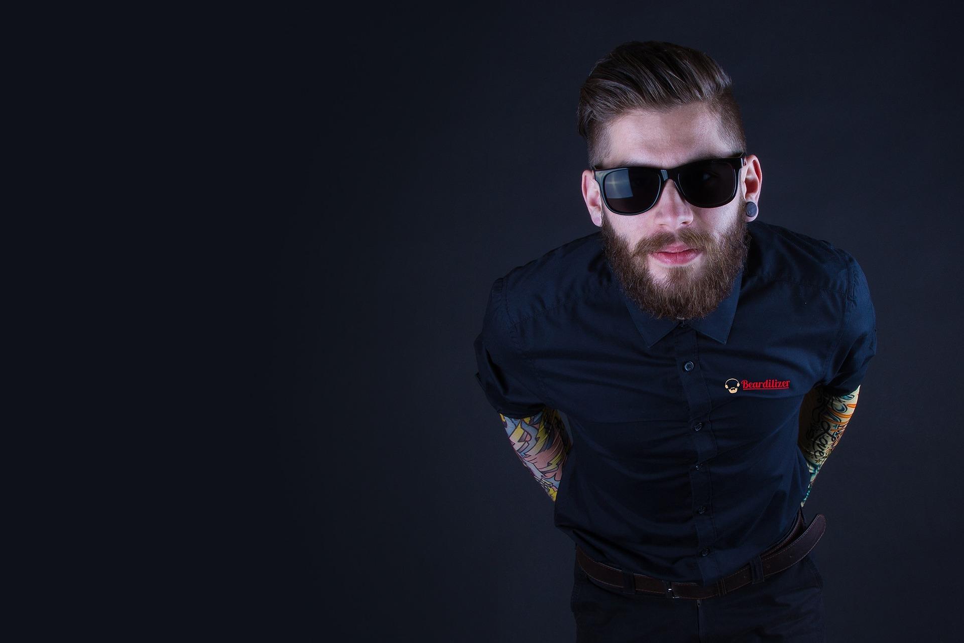 Die 10 Gebarte zum Welt-Bart-Tag