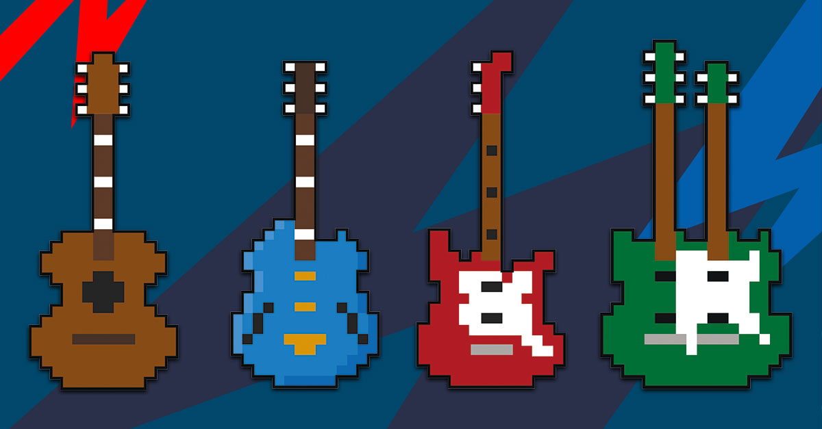 Zock'n'Roll: Rockstars in der Gaming-Welt