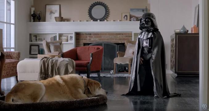 Star Wars: Die Werbe-Macht ist mit uns!