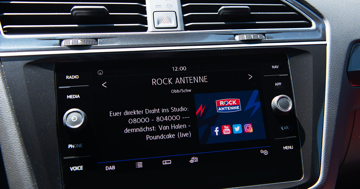 ROCK ANTENNE goes national!