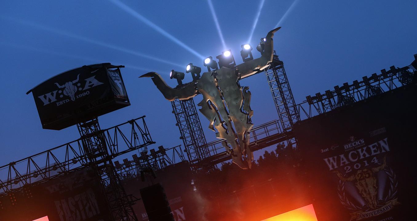 Wacken On Air: Das größte Heavy Metal Fest der Welt im Radio!