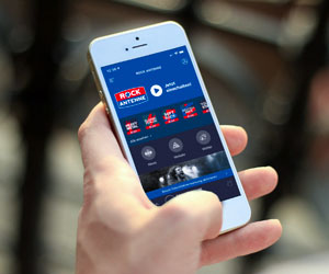 ROCK ANTENNE Radio-App