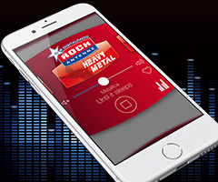 Apps: ROCK ANTENNE mobil