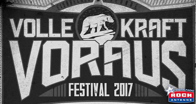 Volle Kraft Voraus-Festival