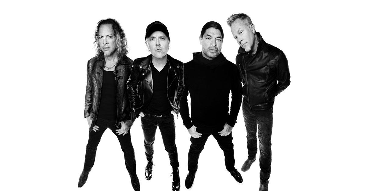 26.04.2018: Metallica / München