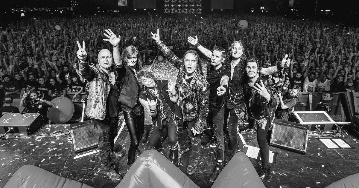 Neu im Konzertkalender: Helloween live am 14.12.2018 in Ravensburg