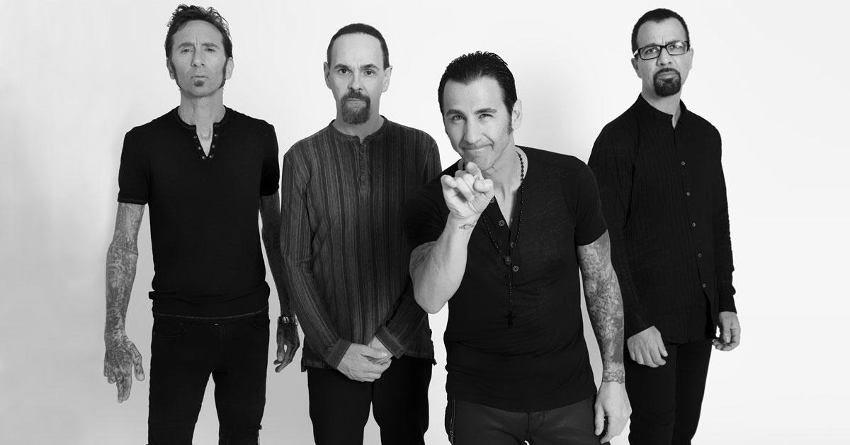 Trauerfall: Godsmack verschieben Europa-Tour