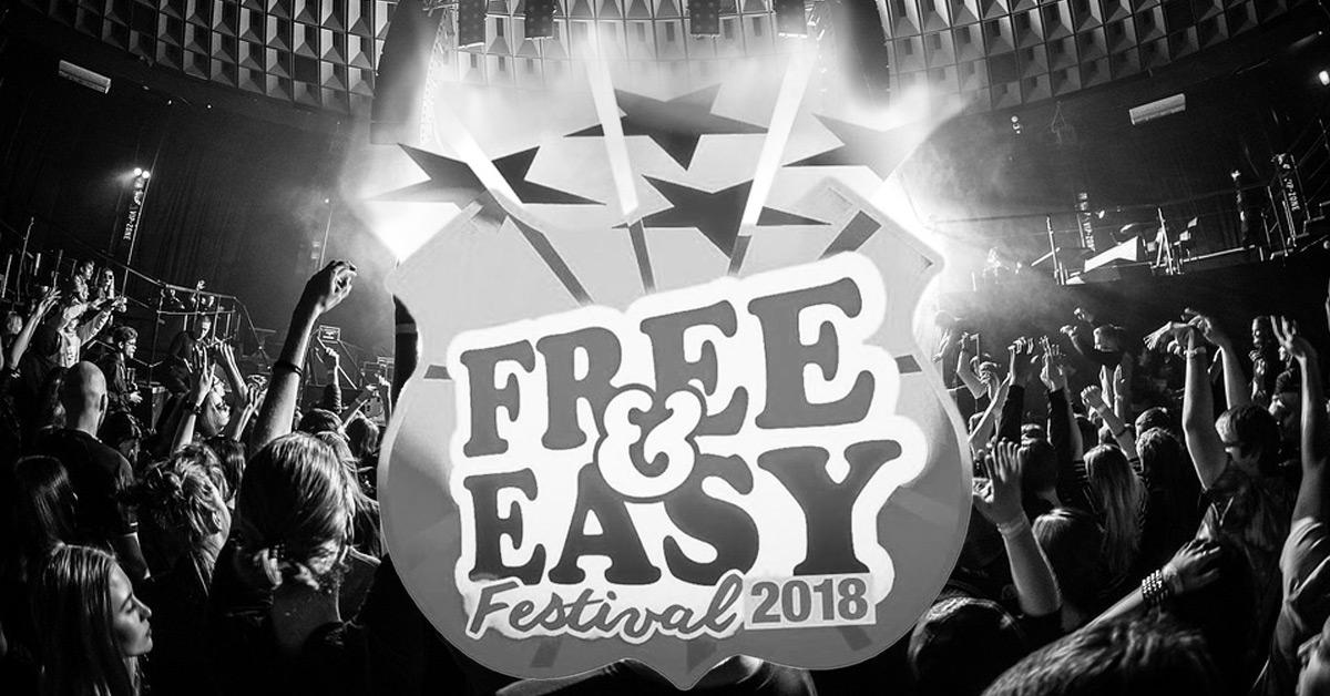 19.07. - 05.08.2018: free&easy Festival / München