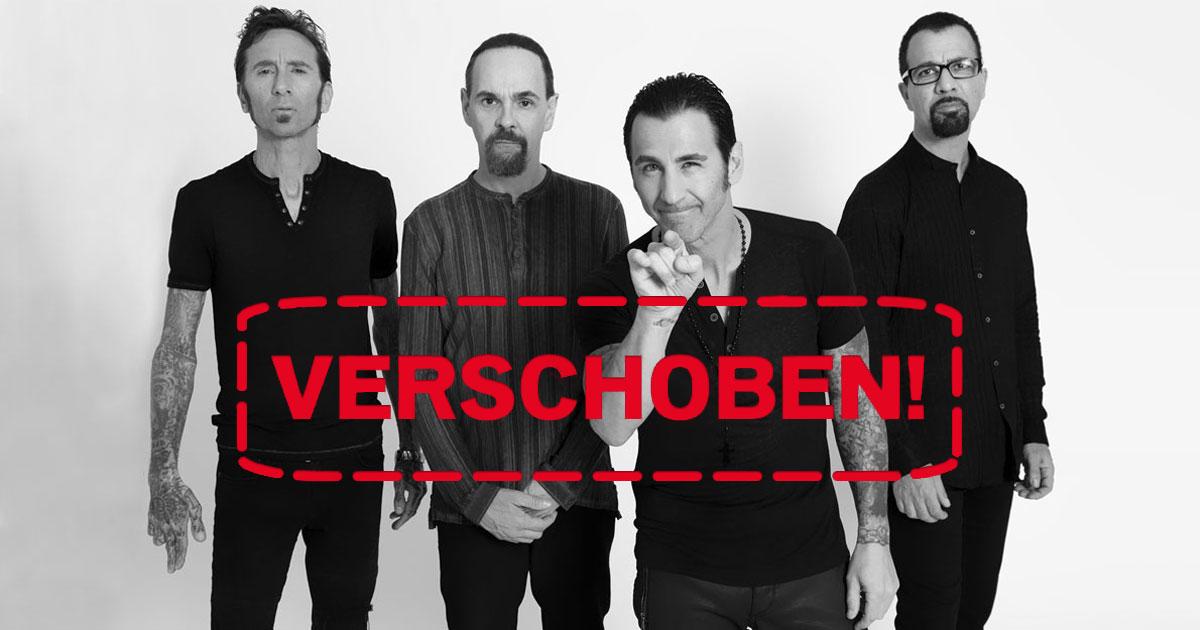 08.03.2019: Godsmack / München