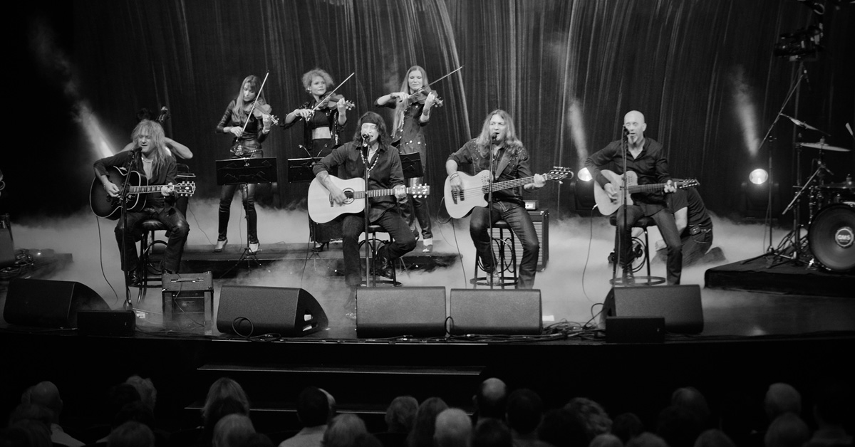 Gotthard live 2018: Alle Termine & Tickets