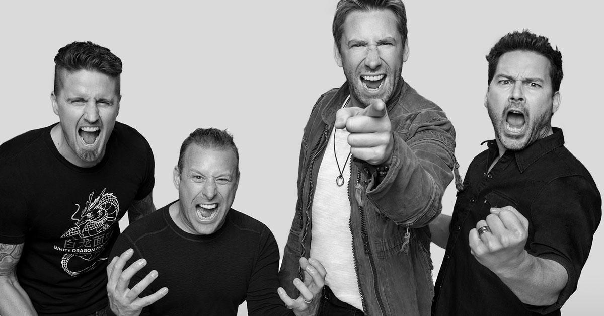 08.06.2018: Nickelback / München