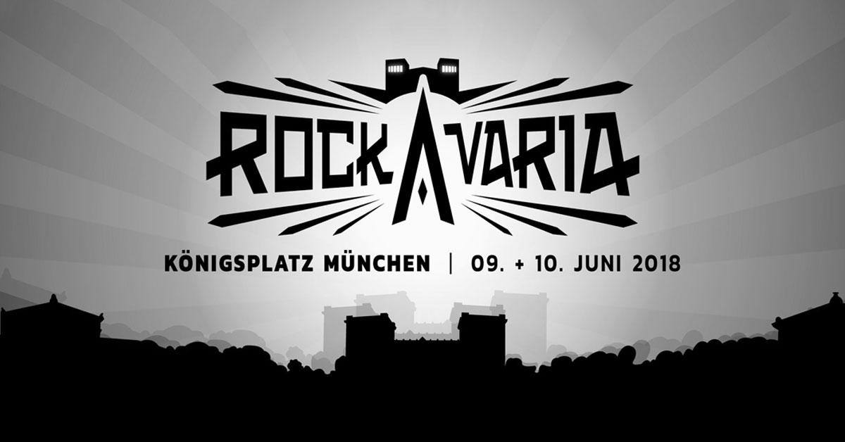 09.+10.06.2018: ROCKAVARIA / München