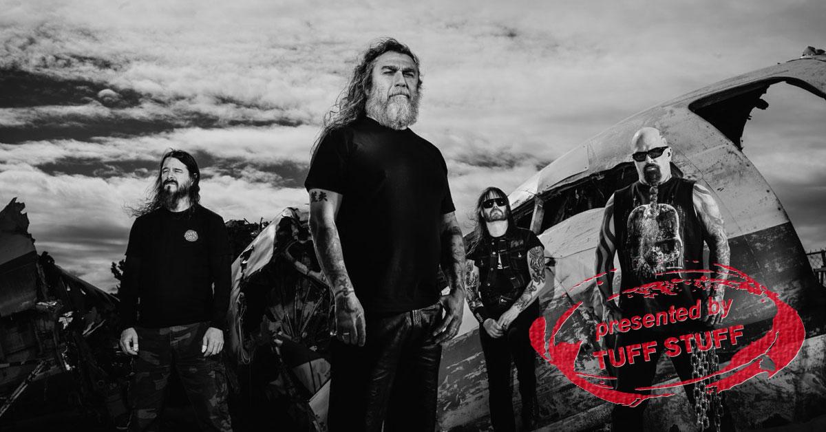 29.11.2018: Slayer / München