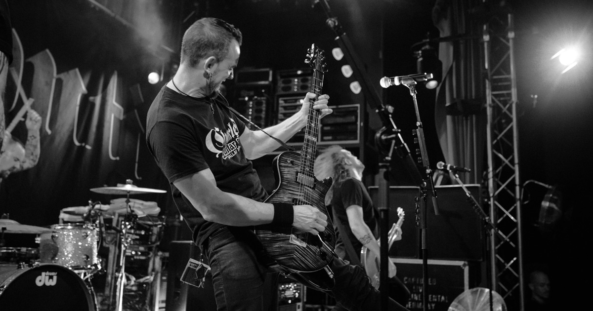 "Neueinsteiger: Tremonti - ""The First The Last"""