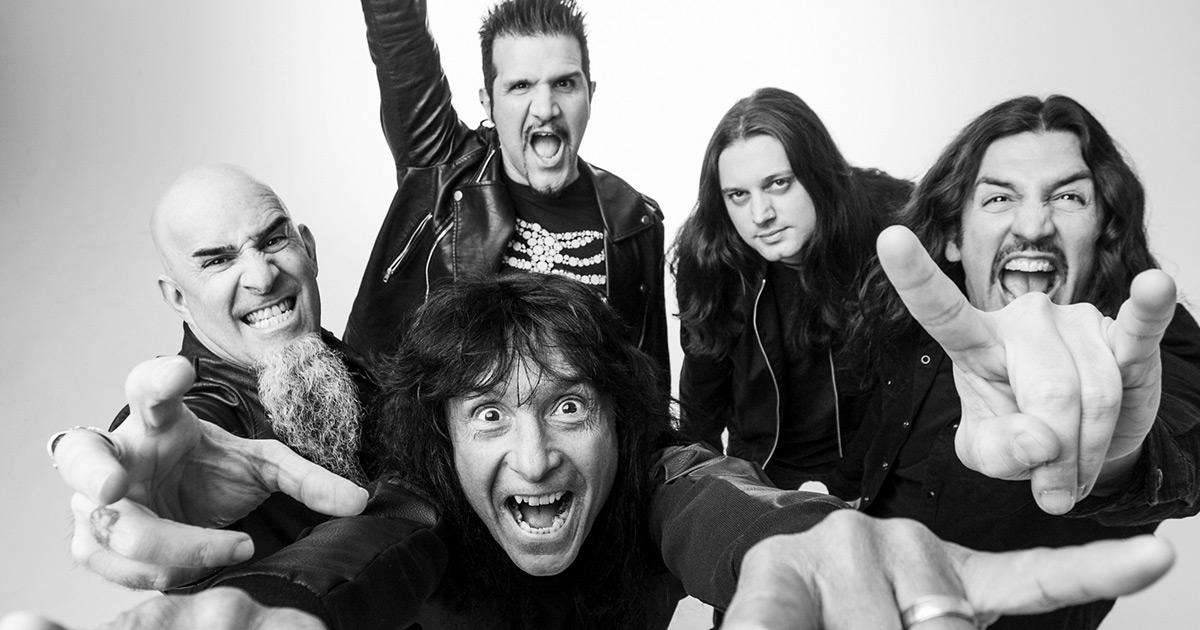 06.08.2019: Anthrax / München