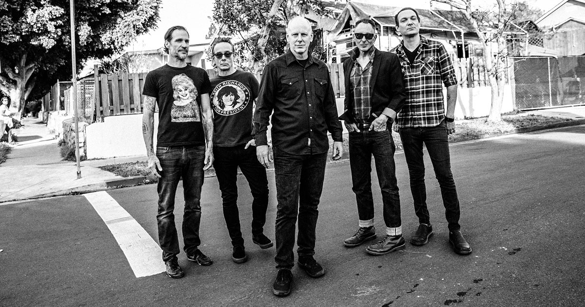 Neu im ROCK ANTENNE Konzertkalender: BAD RELIGION live!