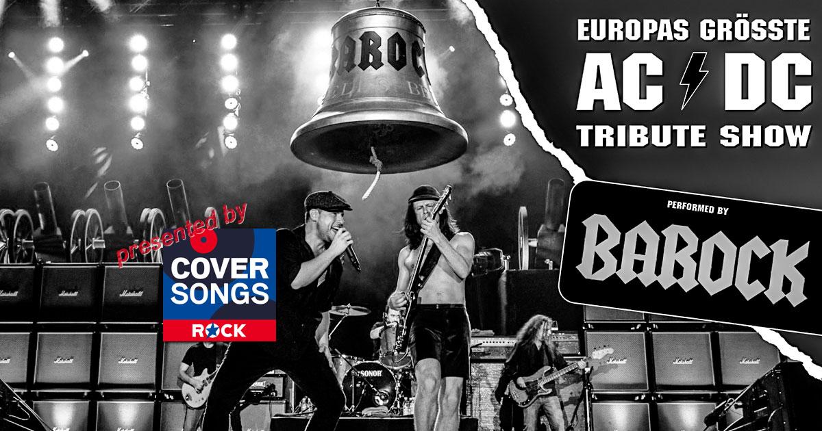 13.10.2019: Barock - Europas größte AC/DC Tribute Show / München