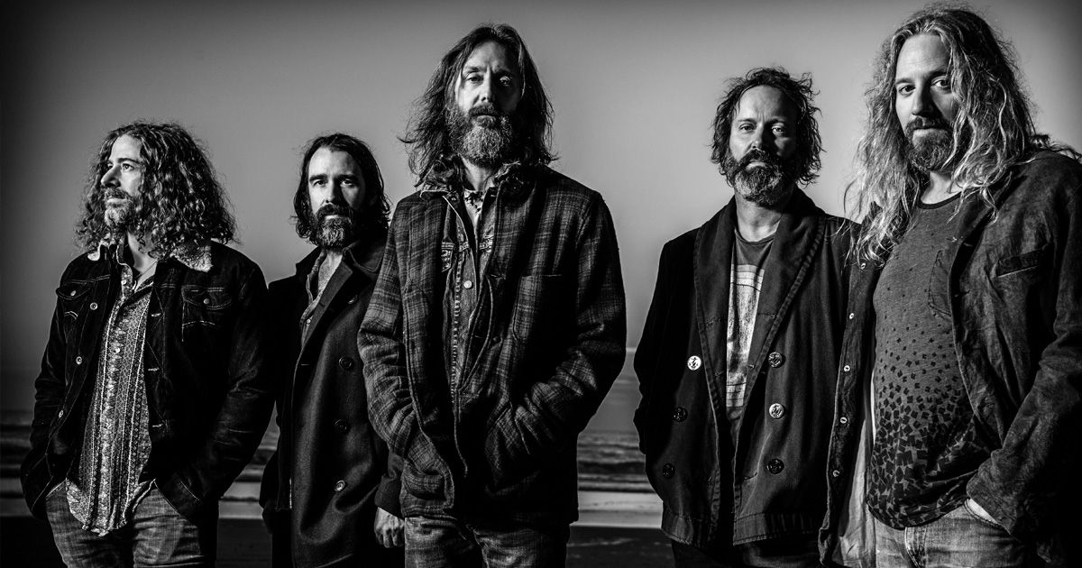 28.07.2019: Chris Robinson Brotherhood / München