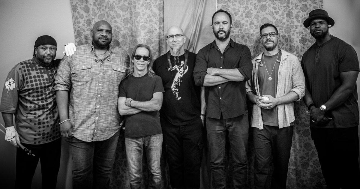 06.03.2019: Dave Matthews Band / München