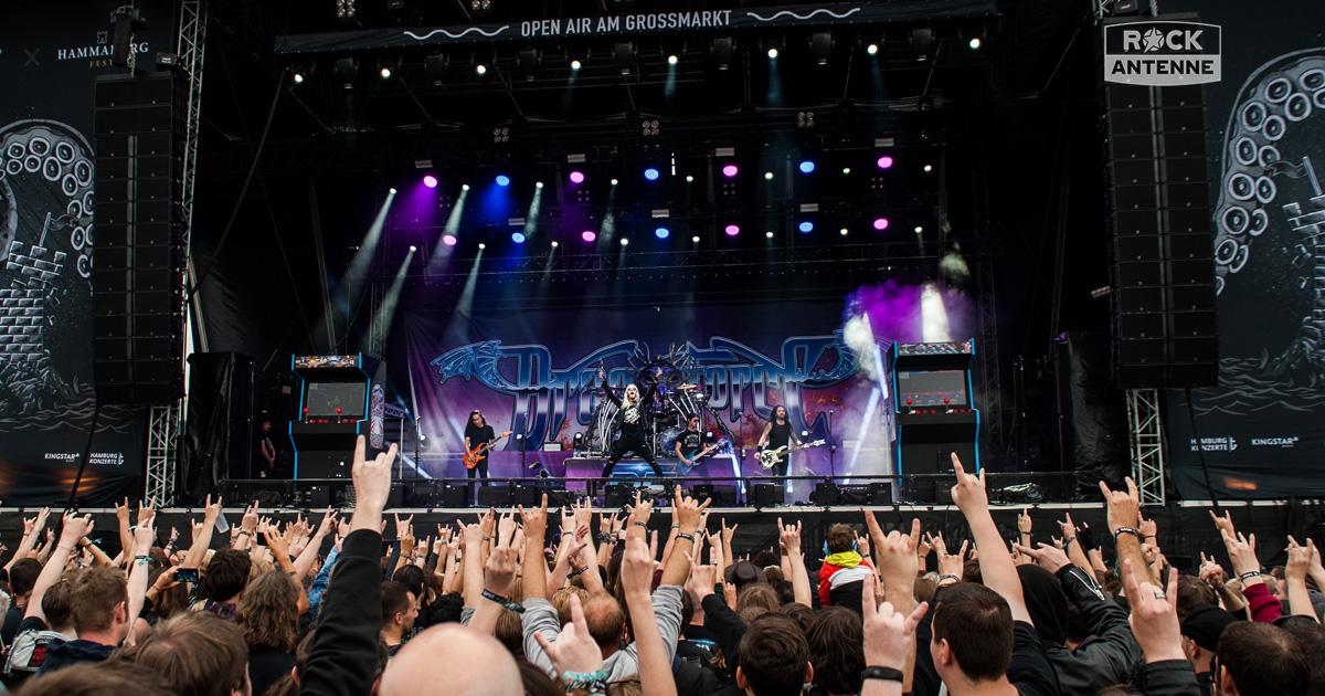 HAMMABURG & ELBRIOT 2019: Die Fotos vom Festival-Doppel in Hamburg