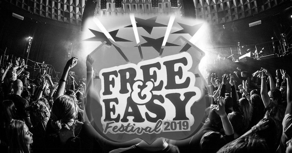 17.07.-04.08.: free&easy Festival