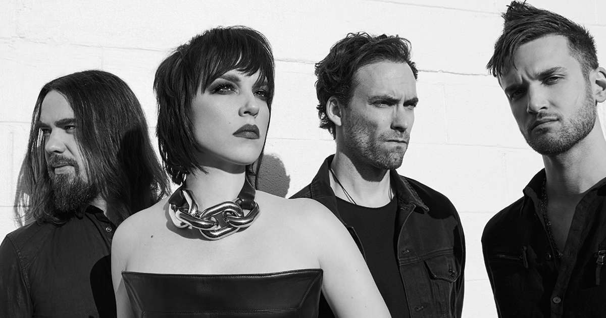 16.11.2019: Halestorm & In This Moment / München