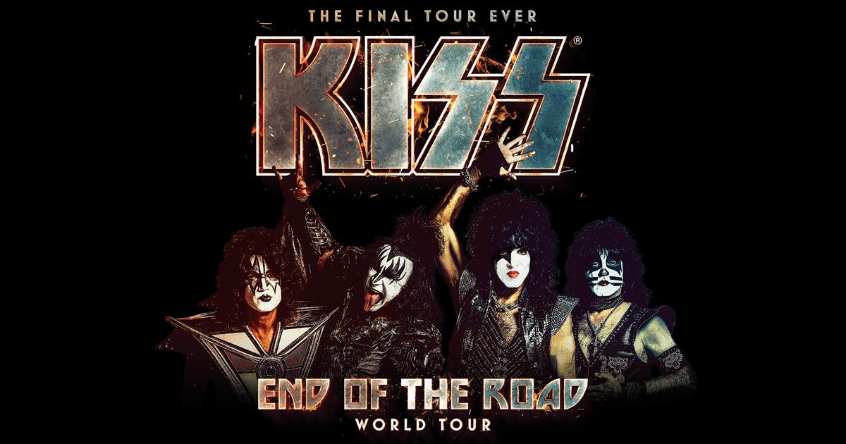 31.05.2019: Kiss / München